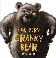 cranky bear